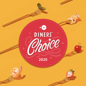 Open Table Diners Choice Awards